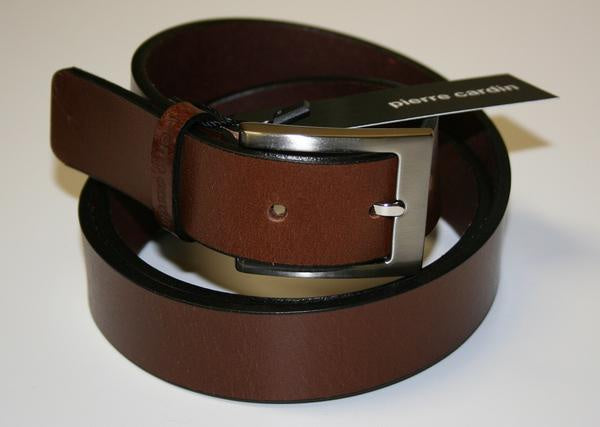 Pierre Cardin Crew Tan Belt