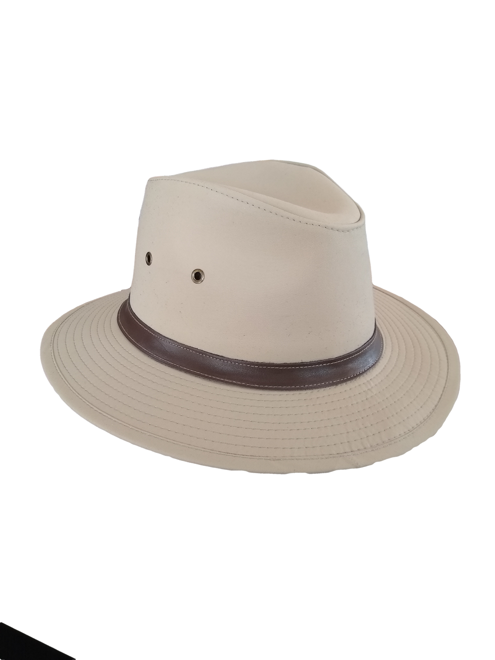 Hills Endeavour Leather Band Hat