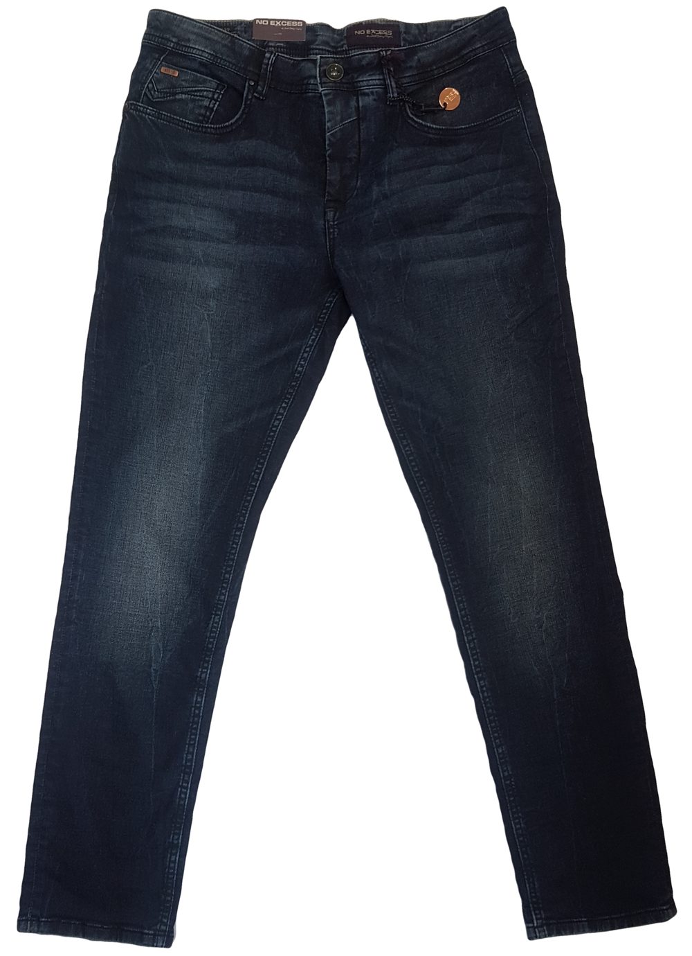 No Excess Denim Jean