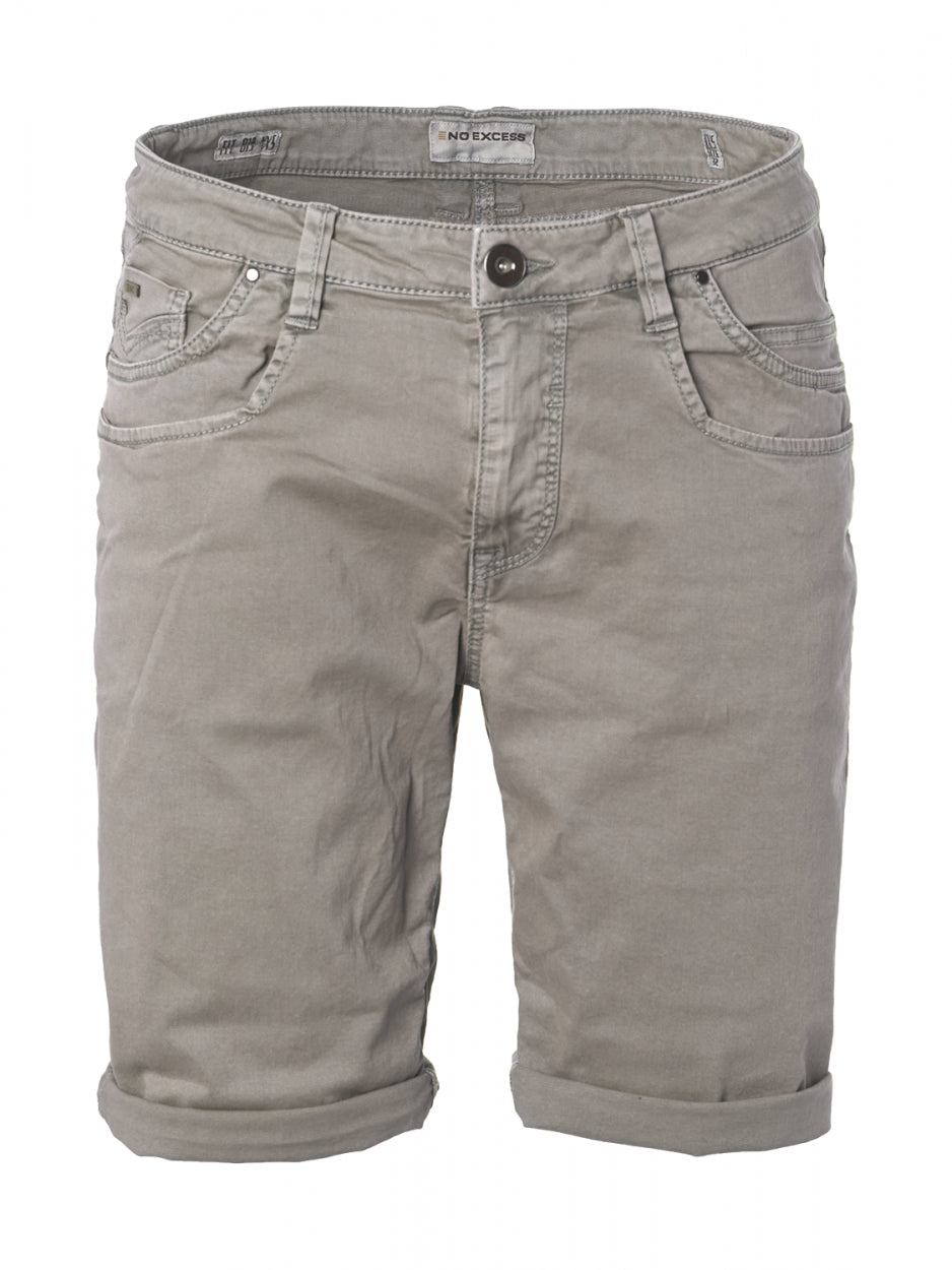 No Excess Garment Dyed 5 pocket Shorts