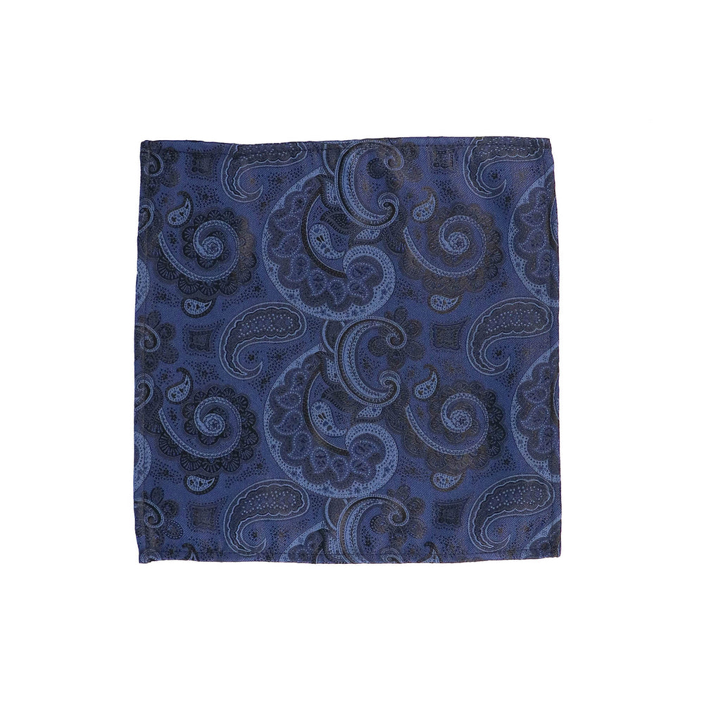 Fellini Luxe Paisley Pocket Hank