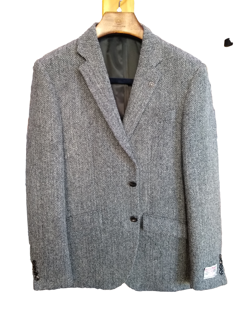 Cambridge Harris Tweed Jacket