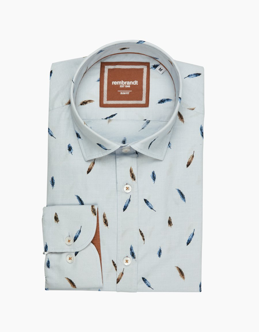 Rembrandt Feather LS Shirt