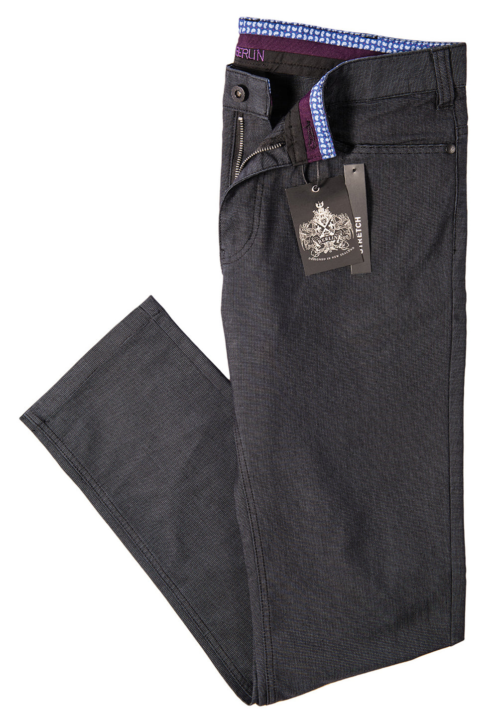 Berlin Harry Houndstooth Jean P204