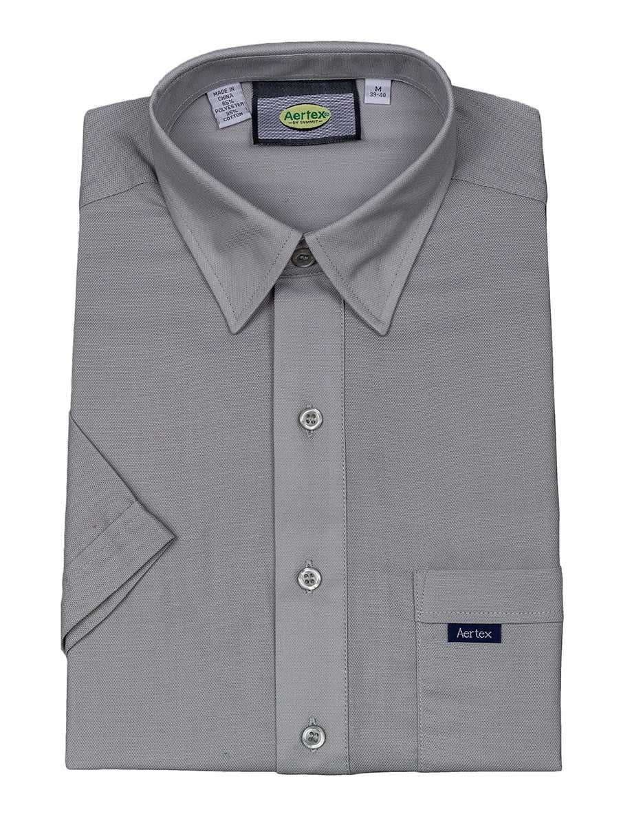 Aertex Cotton/Polyester SS Shirt