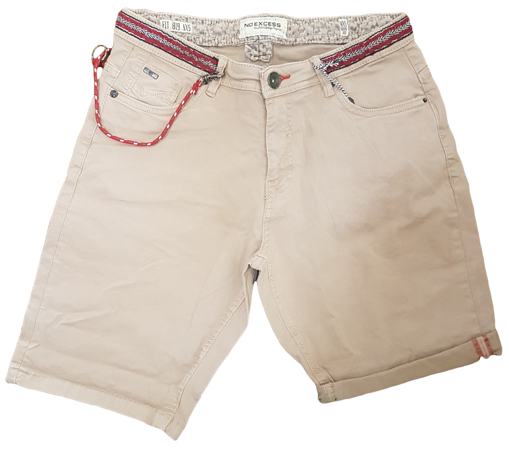 No Excess Woven Shorts