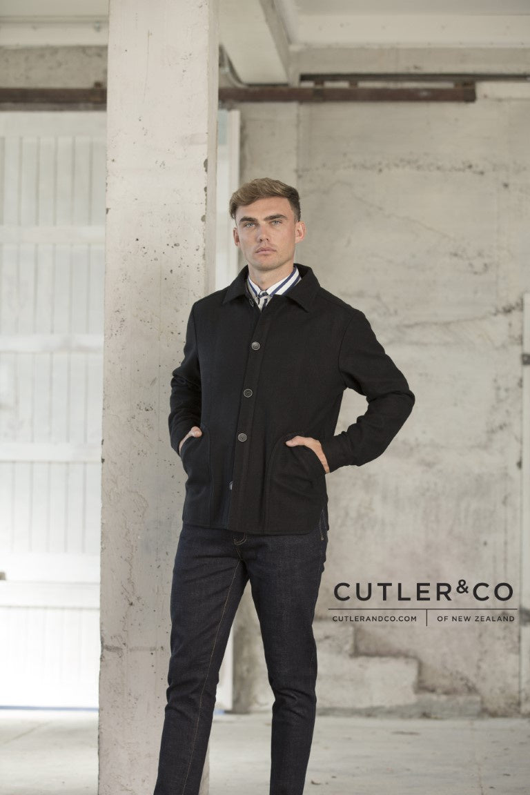 Cutler Frank Wool Jacket
