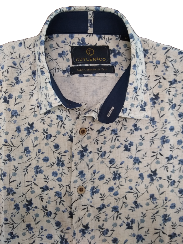 Cutler Blake Chambray LS Shirt
