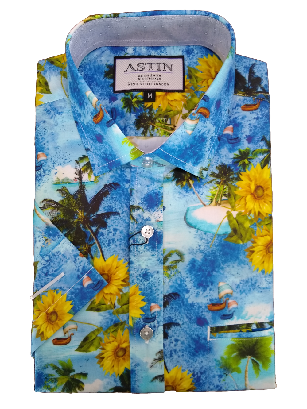Astin Smith Sunflower SS Shirt