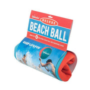 "Enjoy Beach games with Waboba's 14"" Deluxe Beach Ball"