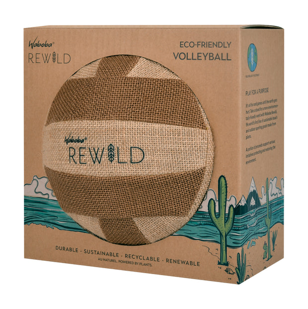 Rewild Volleyball
