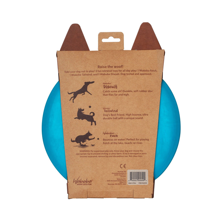 Enjoy Dog toys with Waboba's Doggy Play Pack