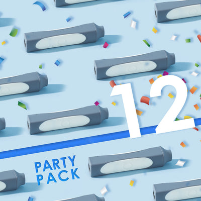 12 POCKETs Party Pack