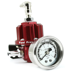 Fuel Pressure Regulator Liquid + Fill Oil Gauge