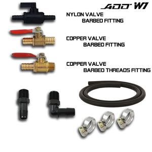 Hyundai Veloster Baffled Oil Catch Can Kit V3 2019-up