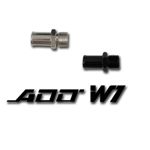 Z Oil Catch Can Parts - Fitting 9mm, 15mm Black,Silver - Aluminum