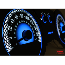 ADD W1 Ford Mustang 2013-2014 Overlay Face Gauge - 3D look