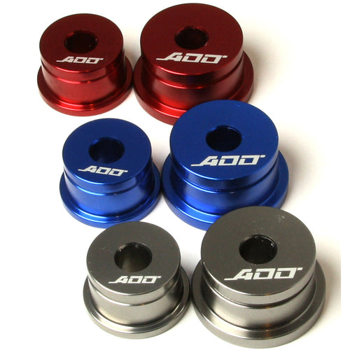 ADD W1 Mitsubishi Evolution 2001-2006 VIII-IX Shifter Cable Bushings (6 SPEED ONLY Manual )