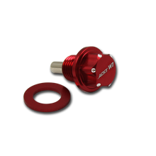 Magnet Oil Plug for most Transmission Drain Fits: Honda  - M14x1.5mm