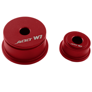 ADD W1 Mitsubishi Evolution 2001-2006 VIII-IX Shifter Cable Bushings (5 SPEED ONLY Manual )