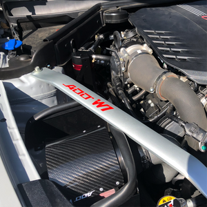 Stinger 3.3 carbon intake system for K&N Typhoon