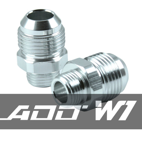 Z Oil Catch Tank Parts -Fitting AN AN-08, AN-10 ( Baffled v1,v2)