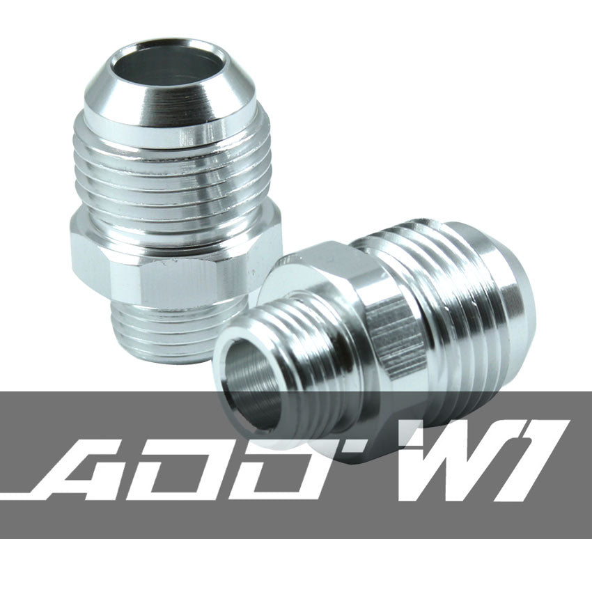 Z Oil Catch Tank Parts -Fitting AN AN-08, AN-10 ( Baffled v1,v2,v3,v3.3)