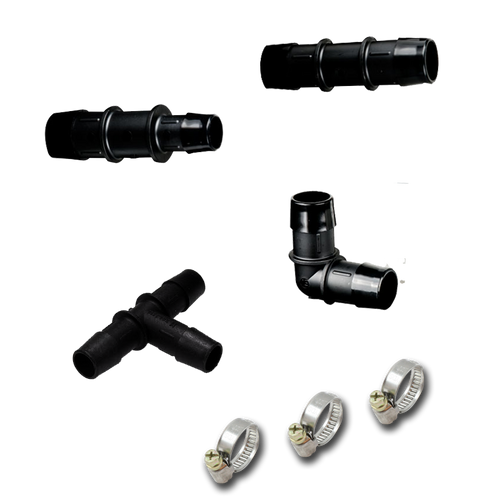 Z Oil Catch Can Parts - Hose Connector High-temperature-resistant