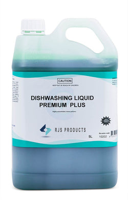 Dishwashing Liquid Premium Plus