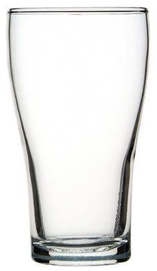 Crown Conical Middy Glass Neucleated  285ml 48pc