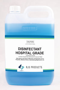 Disinfectant - Hospital Grade
