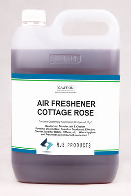 Air Freshener - Cottage Rose (Water Base)