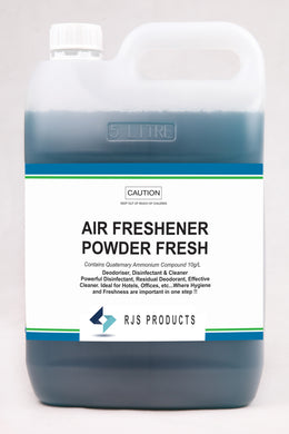 Air Freshener - Powder Fresh (Water Base)