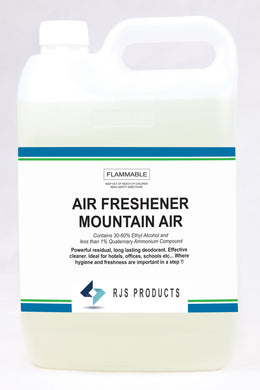 Air Freshener - Mountain Air (Alcohol Base)
