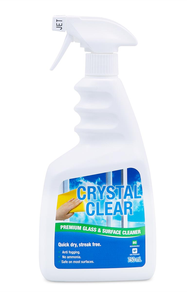 Crystal Clear 750ml