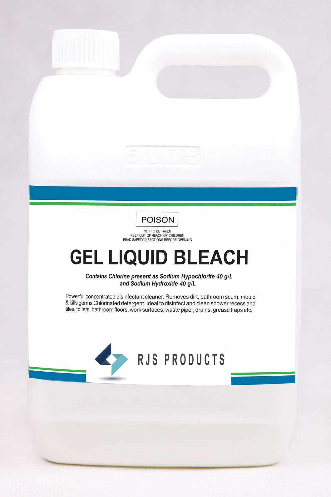 Gel Liquid Bleach