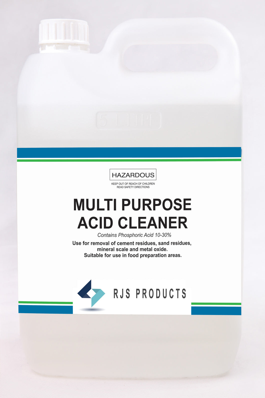Multi Purpose Acid Cleaner - Removes Grout Residues