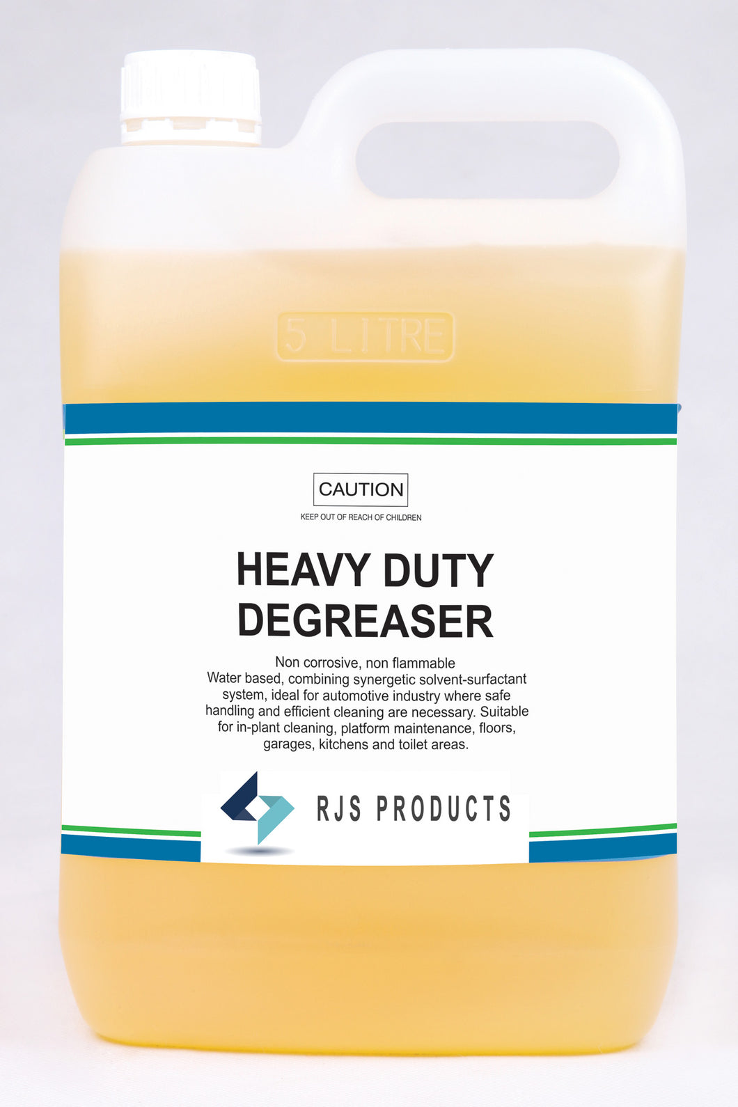 Heavy Duty Degreaser - Water Based Enviro Friendly