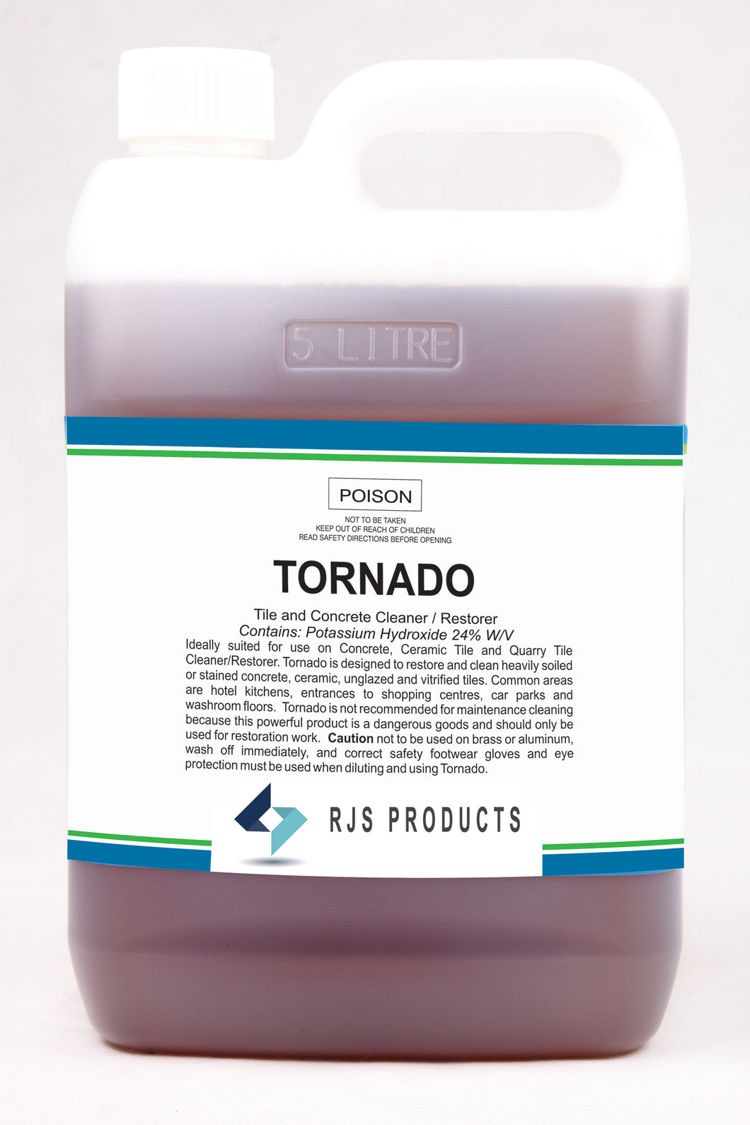 Tornado (Tile Cleaner)
