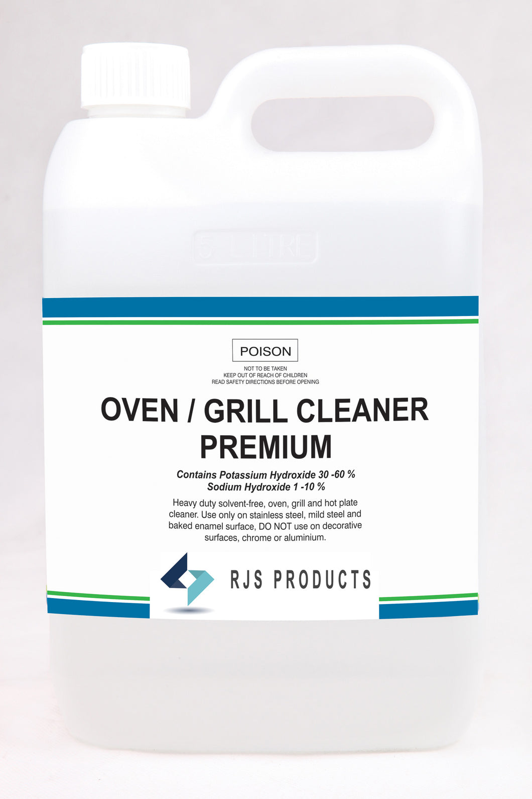 Oven/Grill Cleaner - Premium