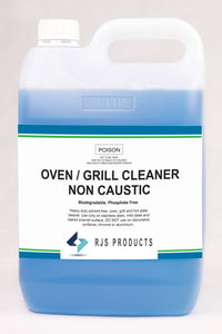 Oven/Grill Cleaner - Non Caustic