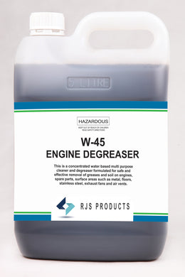 W45 Engine Degreaser
