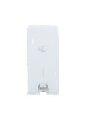 Twin Toilet Roll Dispenser (plastic)