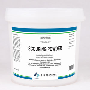 Scouring Powder - Removes body fat + Uric Acid Build-up
