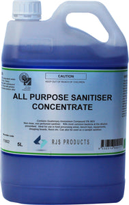 All Purpose Sanitiser - Non Rinse
