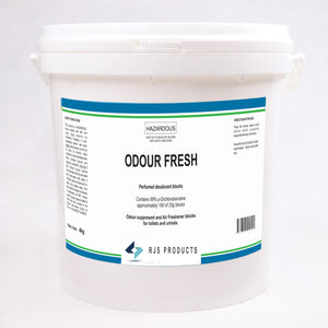 Odour Fresh Urinal Block
