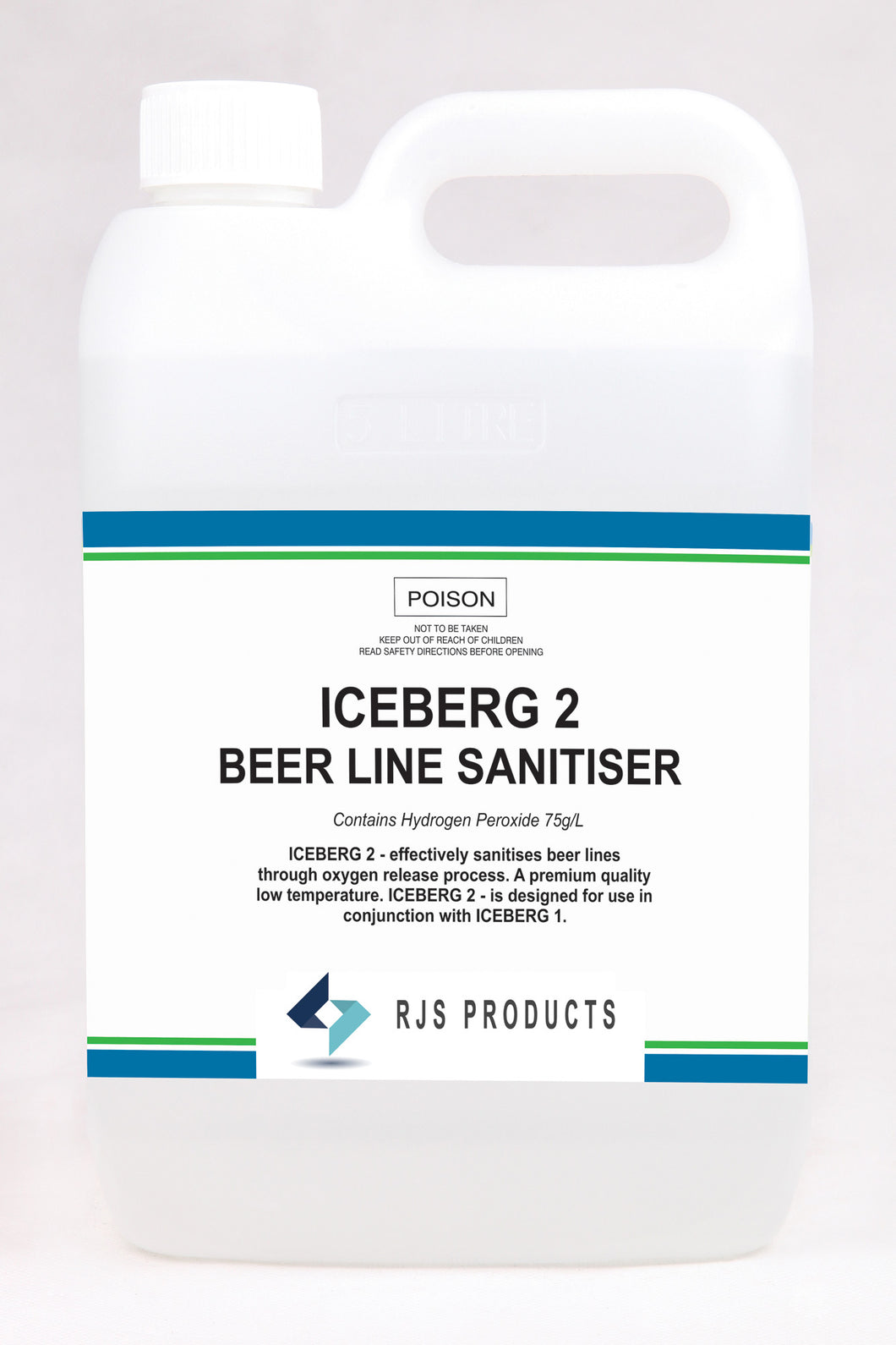 Iceberg 2 - Beer Line Cleaner Part 2