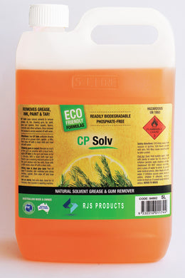 CP Solv - Enviro Friendly Carpet Grease, Gum, Ink Remover