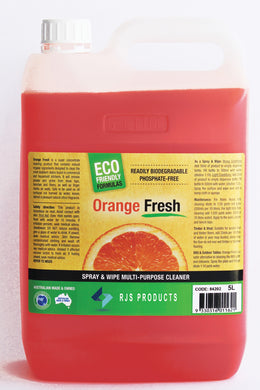 Orange Fresh - Enviro Friendly Multi Purpose Cleaner