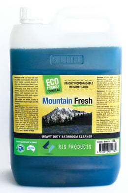 Mountain Fresh - Super Concentrated Washroom Cleaner